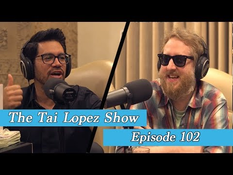 Tai Lopez Podcast – Ep 102: Why Studying History Helps You Make Money