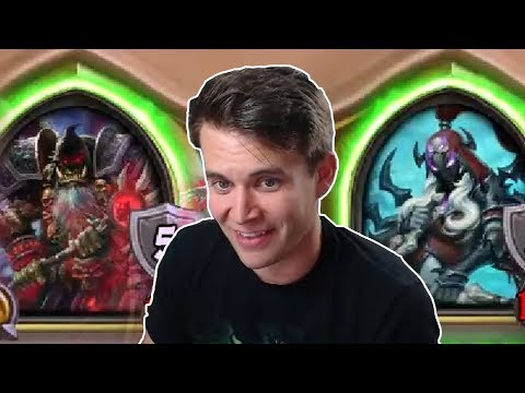 (Hearthstone) The Double Death Knight Dance
