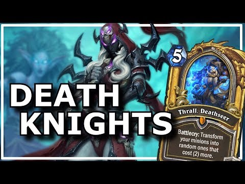 Hearthstone – Best of Death Knights