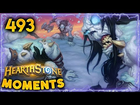 Don't Talk Too Early!! | Hearthstone Daily Moments Ep. 493