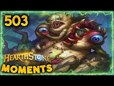 Disgusting Rotface Turn!! | Hearthstone Daily Moments Ep. 503
