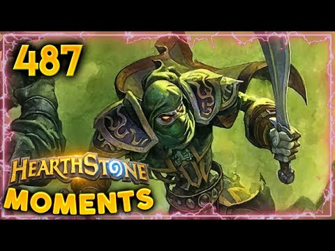 Is This The Luckiest One Yet?? | Hearthstone Daily Moments Ep. 487