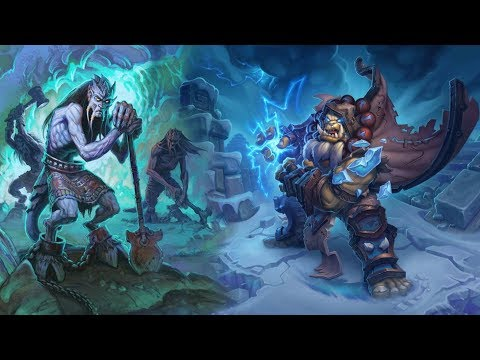 Hearthstone: New Evolve Shaman 2017 – Frozen Throne!