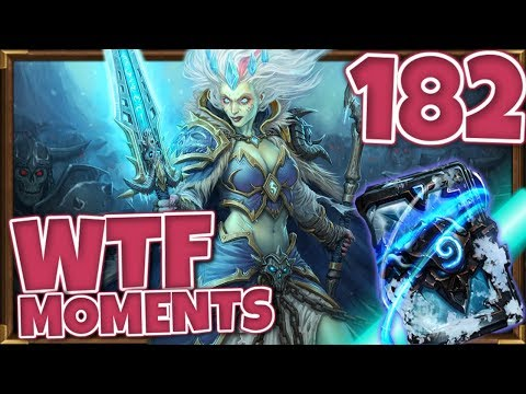 Hearthstone WTF Moments Ep.182