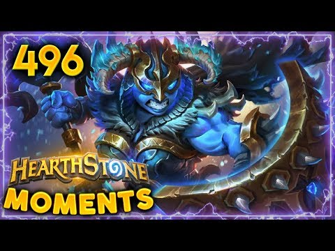 The Dankest Combo?! | Hearthstone Daily Moments Ep. 496