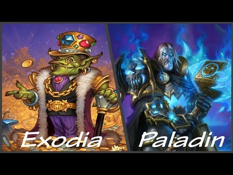 Exodia Paladin (Hearthstone Deck Showcase)