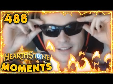 Coolest Man in Hearthstone! | Hearthstone Daily Moments Ep. 488