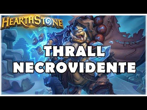 HEARTHSTONE – THRALL NECROVIDENTE! (STANDARD DK TOKEN JADE SHAMAN)