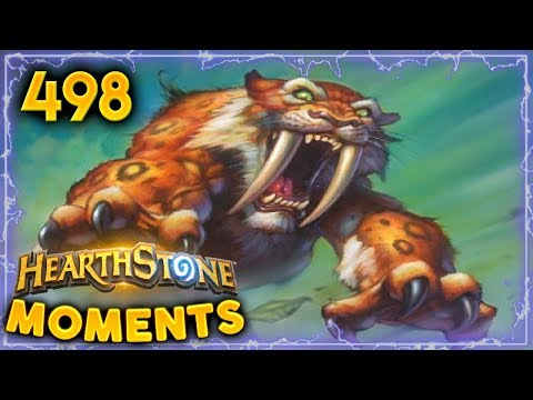 Easiest Turn 4 Lethal!! |  Hearthstone Daily Moments Ep. 498