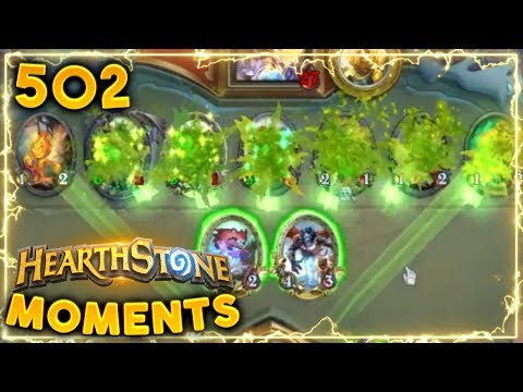 Most Satisfying Deathstalker Rexxar?? | Hearthstone Daily Moments Ep. 502