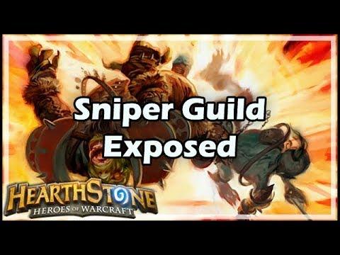 [Hearthstone] Sniper Guild Exposed