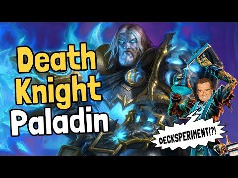 Death Knight Paladin Decksperiment – Hearthstone
