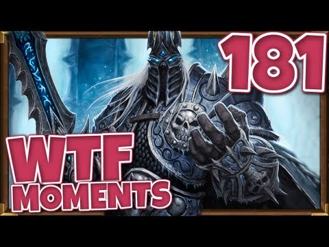 Hearthstone WTF Moments Ep.181