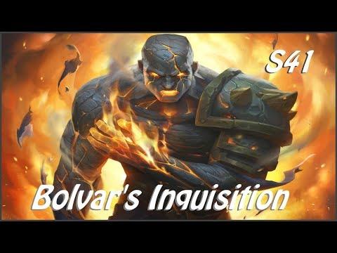 Bolvar's Inquisition (Hearthstone Deck Showcase)
