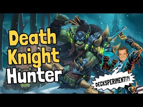 Death Knight Hunter Decksperiment – Hearthstone