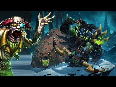 Hearthstone: New Ez Big Hunter – Knights of the Frozen Throne!